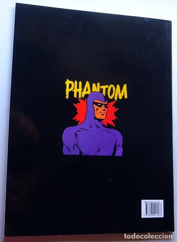Cómics: PHANTOM EL HOMBRE ENMASCARADO DOMINICAL Nº 3 - Foto 4 - 175267774