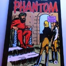 Cómics: PHANTOM EL HOMBRE ENMASCARADO DOMINICAL Nº 4 . Lote 175267907