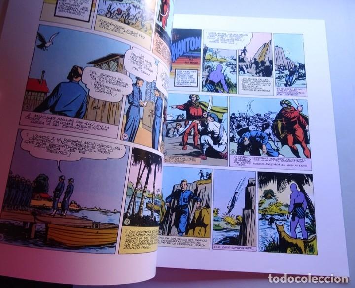 Cómics: PHANTOM EL HOMBRE ENMASCARADO DOMINICAL Nº 4 - Foto 3 - 175267907