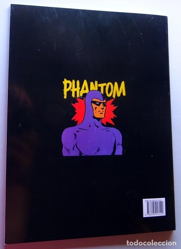 Cómics: PHANTOM EL HOMBRE ENMASCARADO DOMINICAL Nº 4 - Foto 4 - 175267907