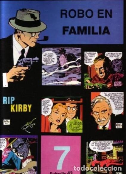 RIP KIRBY Nº 43 (JOHN PRENTICE) EDIT. MAGERIT - MUY BUEN ESTADO - OFM15 (Tebeos y Comics - Magerit - Rip Kirby)