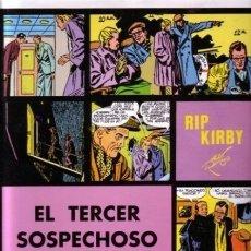 Cómics: RIP KIRBY Nº 9 (ALEX RAYMOND) EDIT. MAGERIT - MUY BUEN ESTADO - OFM15. Lote 175848964