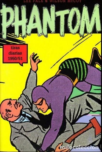 PHANTOM TIRAS DIARIAS Nº 33 1950 / 51 (LEE FALK / WILSON MCCOY) EDIT MAGERIT MUY BUEN ESTADO - OFM15 (Tebeos y Comics - Magerit - Rip Kirby)