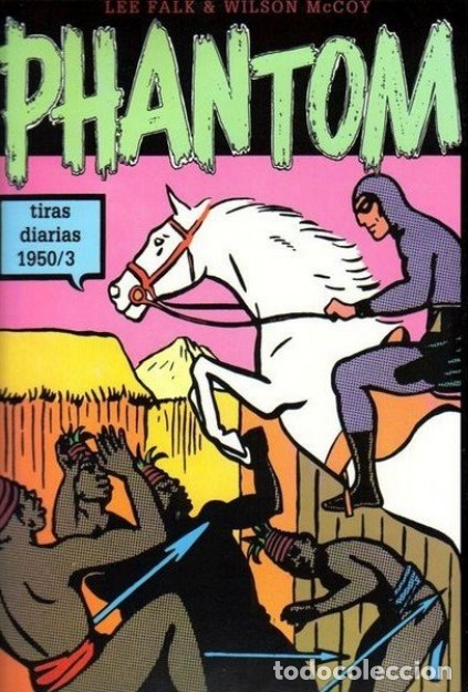 PHANTOM TIRAS DIARIAS Nº 32 1950 / 3 (LEE FALK / WILSON MCCOY) EDIT MAGERIT MUY BUEN ESTADO - OFM15 (Tebeos y Comics - Magerit - Rip Kirby)