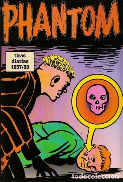 PHANTOM TIRAS DIARIAS Nº 14 1957 / 58 (LEE FALK / WILSON MCCOY) EDIT MAGERIT MUY BUEN ESTADO - OFM15 (Tebeos y Comics - Magerit - Rip Kirby)