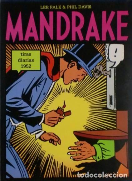 MANDRAKE TIRAS DIARIAS Nº 32 1952 (LEE FALK / PHIL DAVIS) EDIT. MAGERIT - MUY BUEN ESTADO - OFM15 (Tebeos y Comics - Magerit - Rip Kirby)