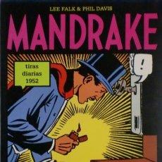 Cómics: MANDRAKE TIRAS DIARIAS Nº 32 1952 (LEE FALK / PHIL DAVIS) EDIT. MAGERIT - MUY BUEN ESTADO - OFM15. Lote 175851597