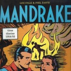 Cómics: MANDRAKE TIRAS DIARIAS Nº 31 1954 / 55 (LEE FALK / PHIL DAVIS) EDIT MAGERIT MUY BUEN ESTADO - OFM15. Lote 175851983