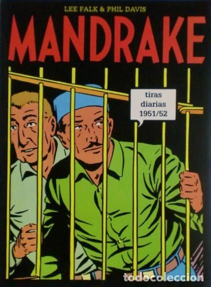 MANDRAKE TIRAS DIARIAS Nº 28 1951 / 52 (LEE FALK / PHIL DAVIS) EDIT MAGERIT MUY BUEN ESTADO - OFM15 (Tebeos y Comics - Magerit - Rip Kirby)