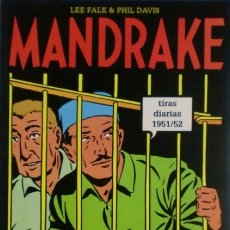 Cómics: MANDRAKE TIRAS DIARIAS Nº 28 1951 / 52 (LEE FALK / PHIL DAVIS) EDIT MAGERIT MUY BUEN ESTADO - OFM15. Lote 175852373