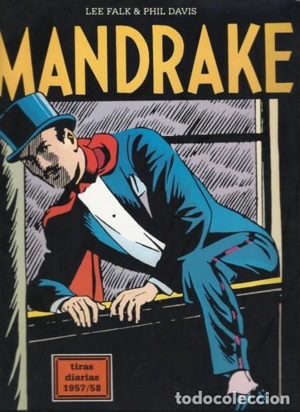 MANDRAKE TIRAS DIARIAS Nº 22 1957 / 58 (LEE FALK / PHIL DAVIS) EDIT MAGERIT MUY BUEN ESTADO - OFM15 (Tebeos y Comics - Magerit - Rip Kirby)