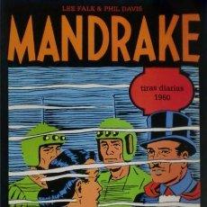 Cómics: MANDRAKE TIRAS DIARIAS Nº 16 1960 (LEE FALK / PHIL DAVIS) EDIT. MAGERIT - MUY BUEN ESTADO - OFM15. Lote 175853302