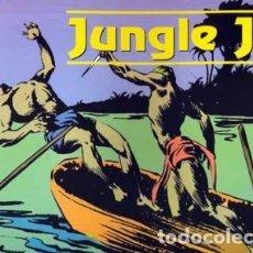 Cómics: JUNGLE JIM PAGINAS DOMINICALES Nº 3 1935 (ALEX RAYMOND) EDIT. MAGERIT - MUY BUEN ESTADO - OFM15. Lote 175854038