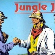 Cómics: JUNGLE JIM PAGINAS DOMINICALES Nº 4 1935 / 36 (ALEX RAYMOND) EDIT MAGERIT - MUY BUEN ESTADO - OFM15. Lote 175854137