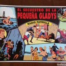 Cómics: RADIO PATRULLA 14 EJEMPLARES DE MAGERIT COLECCION COMPLETA EN BUEN ESTADO DE CONSERVACIÓN. Lote 176604947