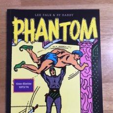 Cómics: PHANTOM LEE FALK & SY BARRY TIRAS DIARIAS 1973/74 VOLUMEN XXX. Lote 178627588