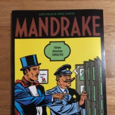 Cómics: MANDRAKE LEE FALK & PHIL DAVIS TIRAS DIARIAS 1962/63. Lote 178627877