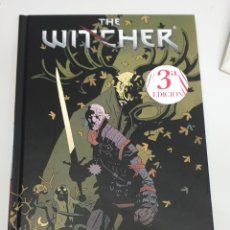 Cómics: THE WITCHER Nº 1 : LA CASA DE LAS VIDRIERAS / PAUL TOBIN - JOE QUERIO / NORMA EDITORIAL. Lote 180330587