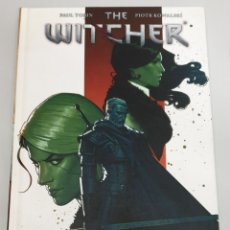 Cómics: THE WITCHER Nº 3 : LA MALDICION DE LOS CUERVOS / PAUL TOBIN - JOE QUERIO / NORMA EDITORIAL. Lote 180330681
