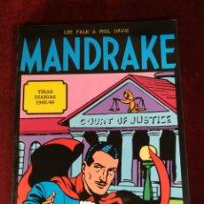 Cómics: MAGERIT MANDRAKE TIRAS DIARIAS VOLUMEN 4 - 1948 / 49 - LEE FALK & PHIL DAVIS. Lote 180930626