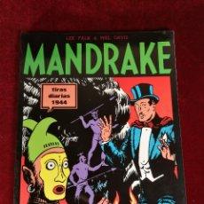 Cómics: MAGERIT MANDRAKE TIRAS DIARIAS VOLUMEN 9 - 1944 - LEE FALK & PHIL DAVIS. Lote 180930951