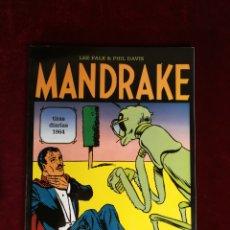 Cómics: MAGERIT MANDRAKE TIRAS DIARIAS VOLUMEN 38 - 1964 - LEE FALK & PHIL DAVIS. Lote 180993523
