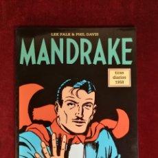 Cómics: MAGERIT MANDRAKE TIRAS DIARIAS VOLUMEN 43 - 1958 - LEE FALK & PHIL DAVIS. Lote 180993988