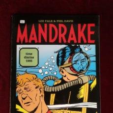 Cómics: MAGERIT MANDRAKE TIRAS DIARIAS VOLUMEN 44 - 1965 - LEE FALK & PHIL DAVIS. Lote 180994016