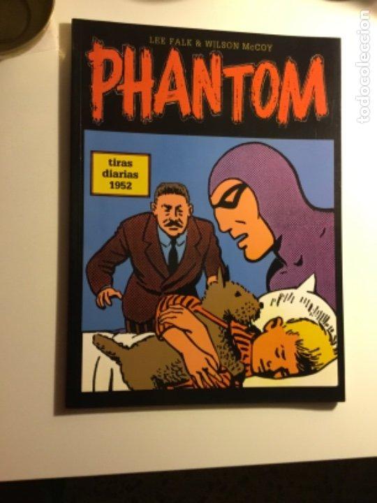 PHANTOM- TIRAS DIARIAS 1952 (Tebeos y Comics - Magerit - Phantom)