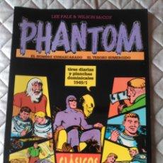 Cómics: PHANTOM TIRAS DIARIAS Y PLANCHAS DOMINICALES 1949/1. Lote 182779018