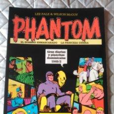 Cómics: PHANTOM TIRAS DIARIAS Y PLANCHAS DOMINICALES 1949/2. Lote 182779152