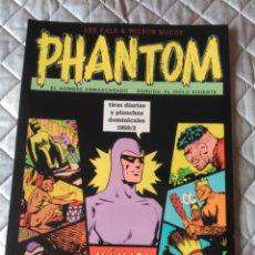 Cómics: PHANTOM TIRAS DIARIAS Y PLANCHAS DOMINICALES 1950/2. Lote 182779648