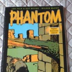 Cómics: PHANTOM HOMBRE ENMASCARADO TOMO Nº 9 PAGINAS DOMINICALES 1939/40 MAGERIT EN COLOR. Lote 182780908