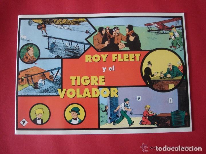 JORGE Y FERNANDO (TIM TYLER) Nº 7, ROY FLEET Y EL TIGRE VOLADOR. ED. EUROCLUB MAGERIT, AÑO 1998. 24 (Tebeos y Comics - Magerit - Jorge y Fernando)