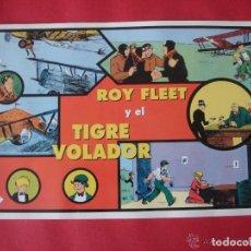 Cómics: JORGE Y FERNANDO (TIM TYLER) Nº 7, ROY FLEET Y EL TIGRE VOLADOR. ED. EUROCLUB MAGERIT, AÑO 1998. 24. Lote 185697083