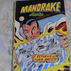 Cómics: COMICS DE MANDRAKE DE COMICS ART Nº 7. Lote 185723760
