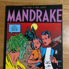 Cómics: MANDRAKE LEE FALK & PHIL DAVIS TIRAS DIARIAS 1945/46 NÚMERO 6. Lote 187640370