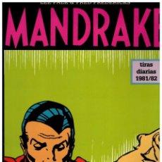 Cómics: MANDRAKE - TIRAS DIARIAS 1981 / 82 - MAGERIT. NUEVO.. Lote 190991765