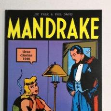 Cómics: MANDRAKE TIRAS DIARIAS E. MAGERIT N°8. Lote 191730020