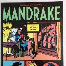 Cómics: MANDRAKE TIRAS DIARIAS E. MAGERIT N°10. Lote 191730371