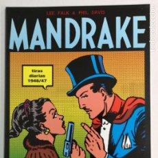 Cómics: MANDRAKE TIRAS DIARIAS E. MAGERIT. Lote 191730503