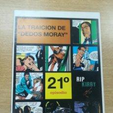 Cómics: RIP KIRBY (MAGERIT) #21. Lote 192183586