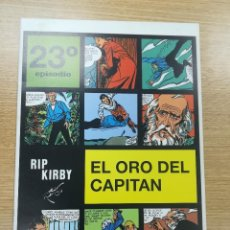 Cómics: RIP KIRBY (MAGERIT) #23. Lote 192183592