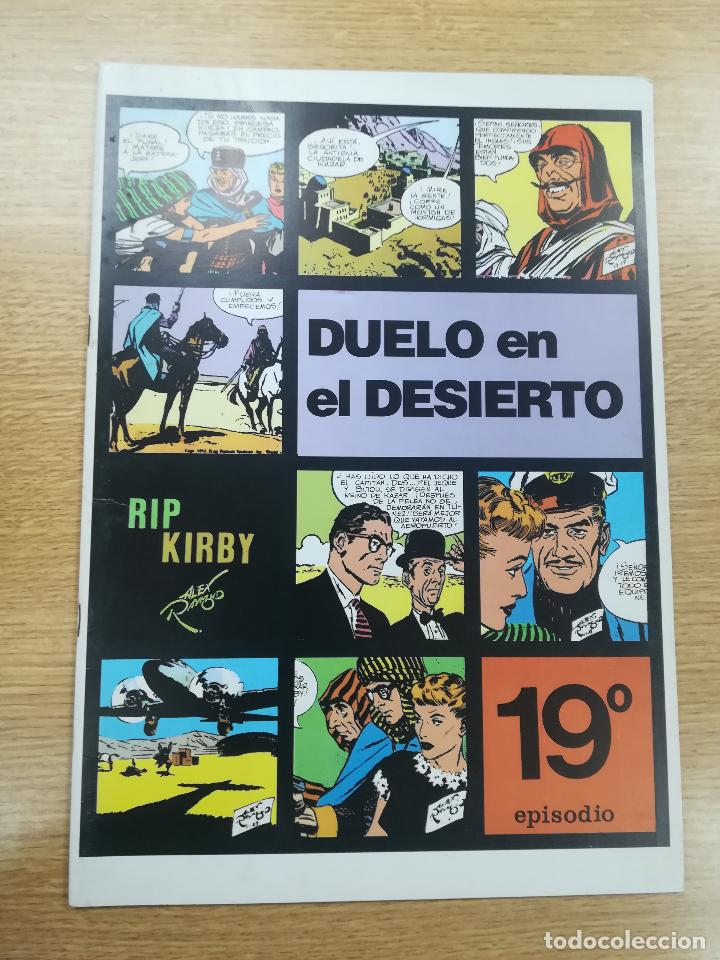 RIP KIRBY (MAGERIT) #19 (Tebeos y Comics - Magerit - Rip Kirby)