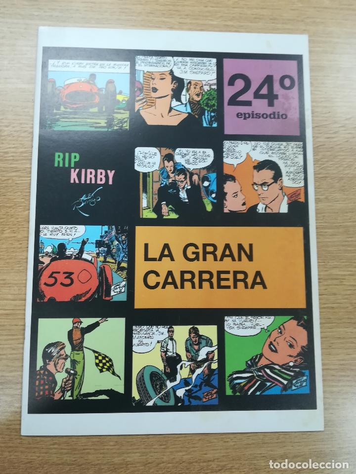 RIP KIRBY (MAGERIT) #24 (Tebeos y Comics - Magerit - Rip Kirby)