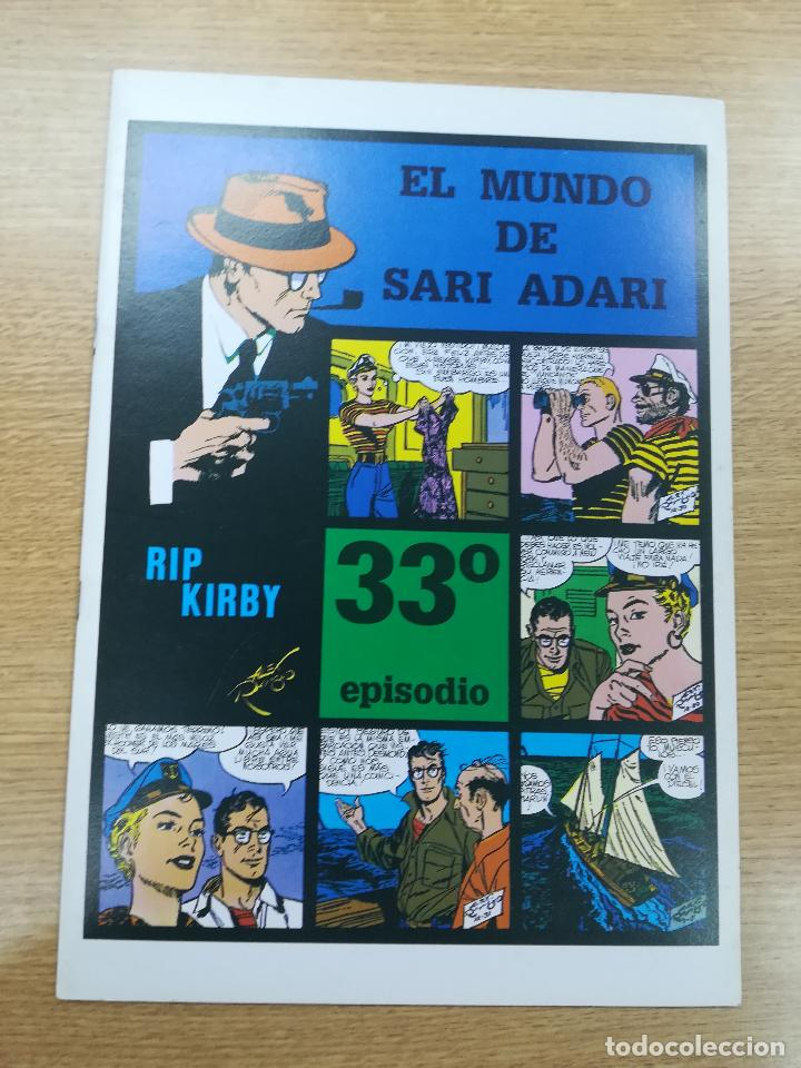 RIP KIRBY (MAGERIT) #33 (Tebeos y Comics - Magerit - Rip Kirby)