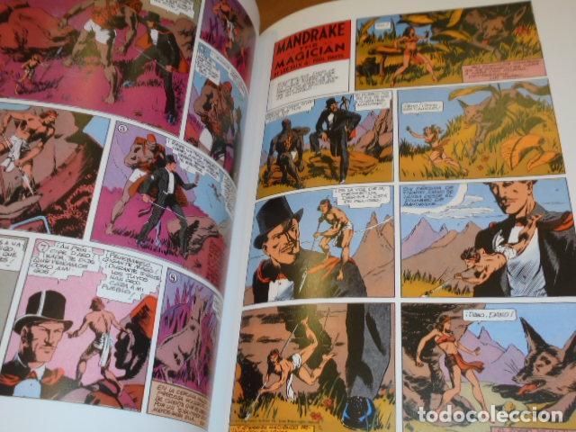 Cómics: MANDRAKE DOMINICALES COMPLETA 5 NÚM. TODO COLOR OFERTA EDIT. MAGERIT - Foto 2 - 196061807