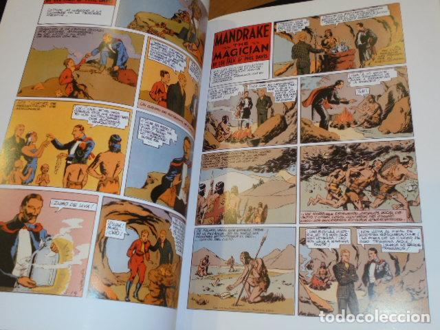 Cómics: MANDRAKE DOMINICALES COMPLETA 5 NÚM. TODO COLOR OFERTA EDIT. MAGERIT - Foto 3 - 196061807