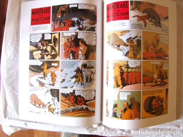 Cómics: 4 Tomos de Mandrake - Foto 6 - 198582318