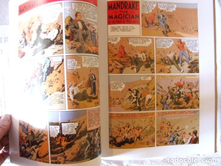 Cómics: 4 Tomos de Mandrake - Foto 7 - 198582318
